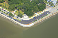 14-0821-002-Charleston sea wall_SkySite Aerial Photos